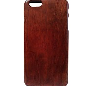Kyuet Wooden Case Artist Made Hua Li Wood Shell Cover Skin Cell Phone Case for iPhone 6 Plus