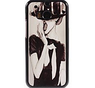 VOGUE Design Aluminium Hard Case for HTC M8