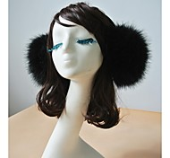 Women's/Flower Girl's/Men's Fur Headpiece - Casual/Outdoor Earmuffs