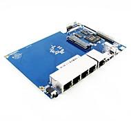 1GB,Dual Core, Banana PI R1 BPI-R1 Opensource Router Board