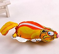 Dogs Toys Chew Toy Squirrel Textile Multicolor