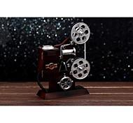 Antique Projector Design Music boxes