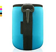néoprène dengpin douce intérieure appareil de protection sac de lentilles Housse sony dsc-QX100 QX100 (couleurs assorties)