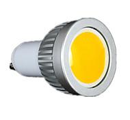MORSEN GU10 5 W 1 COB 350-400 LM Warm White PAR Spot Lights/Par Lights AC 85-265 V