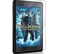 """alto protector de pantalla transparente para hd amazon kindle fire 6 2014 película protectora 6 """"tableta"""