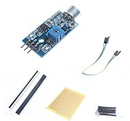 DIY Sound Sensor Module and Accessories for Arduino