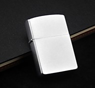 Zorro Sand Chrome Metal Copper Shell Oil Lighter