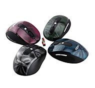 BOCKY X602B 2.4G Wireless Gaming Mini Mouse 1600DPI