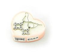 дешевые сплава способа пару ожерелья случайный цвет