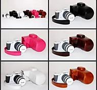 retro dengpin cámara de cuero de la PU funda protectora cubierta de la bolsa con correa para el hombro para kodak pixpro s-1 s1