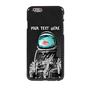 Personalized Phone Case - Spaceman Design Metal Case for iPhone 6
