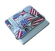 """il american flag i computer portatili di stile cassa del manicotto e accessori per l'aria macbook / pro 11.6 """", 13.3"""""""