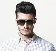 Gafas de Sol hombres's Clásico / Retro/Vintage / Deportes / Polarizada Aviador Negro Gafas de Sol Completo llanta