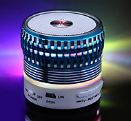 ZP05 Bluetooth Wireless Speaker Supports Memory Card & USB Flash Drives Portable Stereo Mini Speaker for PC/Phone