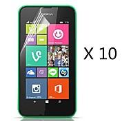 (10 Pcs) High Definition Screen Protector for Nokia Lumia 530
