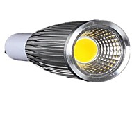 9W GU10 LED Spotlight MR16 1 COB 700-750 lm Cool White AC 85-265 V