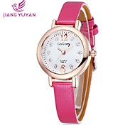 Women Rhinestone Watch 2015 Brand Fashion Casual Watch Ladies Dress Wristwatches(Assorted Colors)