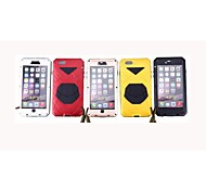 Luxury High QualityTriple Protection Design Full Body Case for iPhone 6 Plus (Assorted Colors)