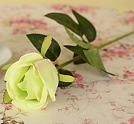 5PCS Artificial Rose Silk Flowers Floral Valentines Craft Home Decor(More Colors)