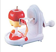 Apple Fruit Peeler,ABS+ Stainless Steel 12×17×19.5 CM(4.8×6.7×7.7 INCH)