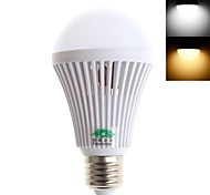 5W E26/E27 Bombillas LED de Globo G60 20 SMD 2835 350 lm Blanco Cálido / Blanco Fresco Decorativa AC 100-240 V