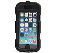 Survivor Series Extreme-Duty Military Shockproof Protective Case with Stand for iPhone 5S/5 (Assorted Color)