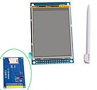 "3.2"" TFT LCD Touch Shield Display Module with Touch Pen for Arduino"