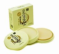 2 Powder Dry Powder Moisture / Whitening Face White