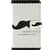 Beard Pattern Full Body Cases for iPhone 4/4S