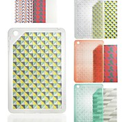 "CDN ""Matrix"" In-Mold Diamond Pattern TPU Case for iPad mini 1/2/3"