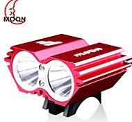 Bike Light , Front Bike Light / Bike Lights - 4 or more Mode 2000 Lumens Waterproof / Rechargeable / Impact Resistant 18650 Battery