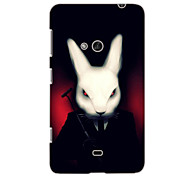 Rabbit Design Hard Case for Nokia N625