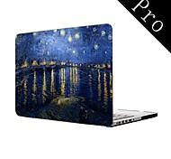"""звездная ночь Винсента Ван Гога дизайна всего тела Защитный корпус для MacBook Pro 13 """"/ 15"""" (не сетчатки)"""