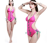 Women's Fashion Sexy New Design One Piece  Swimwear A Varieat Of Color To Decorate The Rope