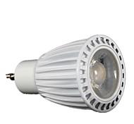 Focos/Luces PAR Regulable MORSEN MR16 GU10 7 W 1 COB 500-550 LM 3000-3500 K Blanco Cálido AC 100-240 V
