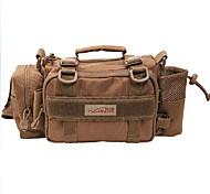 Trulinoya Multi-Purpose Nylon Fishing Bags 35*14*16.5CM
