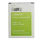 IKKI™ Replacement 3350mAh Rechargeable Dual Cell Li-ion Battery for Samsung Galaxy S4 Mini / i9190