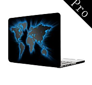 die Welt Design Ganzkörper-Kunststoffschutztasche für MacBook