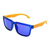 Polarized Square PC Fashion Sunglasses