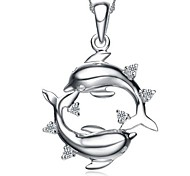 Gorgeous Fine Jewelry 925 Sterling Silver Necklace (one piece)