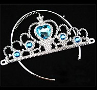 Jewelry / Headpiece Inspired by Love Live Kotori Minami Anime Cosplay Accessories Headpiece Blue / Silver Alloy / Artificial Gemstones