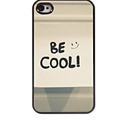 Be Cool Design Aluminum Hard Case for iPhone 4/4S