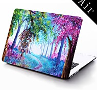 MacBook Case for Oil Painting Plastic Material