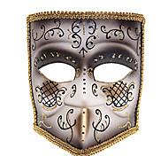 Venetian PS Bauta Mask Man's Halloween Party Mask