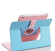 360⁰ Cases/Copertine intelligenti/Casi Origami - Novità/Pelle - Mela iPad mini/mini iPad 2/mini iPad 3 - DI Cuoio - Nero/Blu