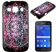 Lila Lotus pattern pc rückseitigen Abdeckung für Samsung Galaxy Ace Stil g357fz