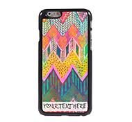 Personalized Phone Case - W Design Metal Case for iPhone 6