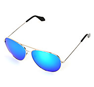 100% UV400 flyer Nickel Alloy Retro Sunglasses