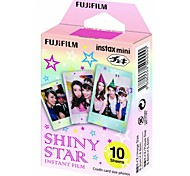 Fujifilm Instax mini-filme colorido instantâneo - estrela brilhante