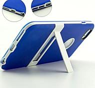 Kreativ TPU Tasche mit Ständer für iPhone 6 / 6S (verschiedene Farben)